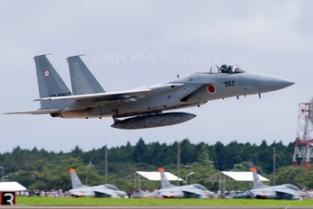 72-9862 - Japan - Air Self Defence Force Mitsubishi F-15J