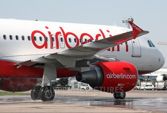 D-ABGK - Air Berlin Airbus A319
