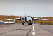 32 - Russia - Air Force Sukhoi Su-24MR aircraft