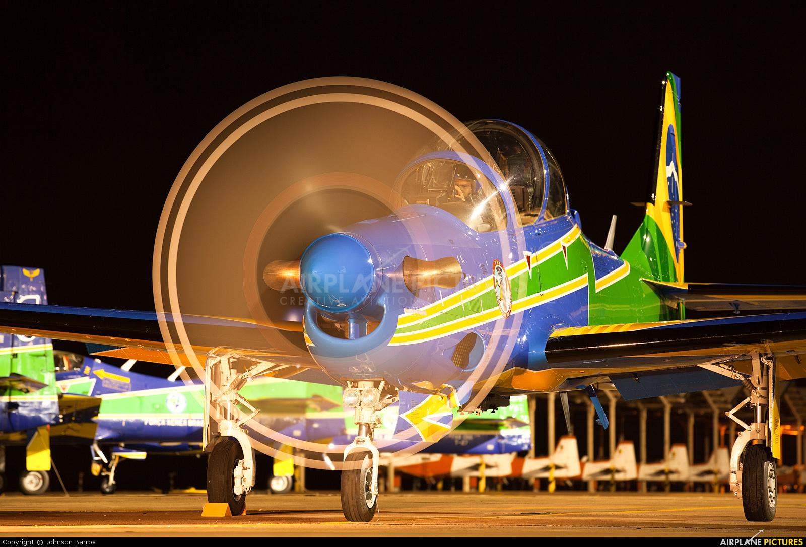 Brazil - Air Force 5966 aircraft at Pirassununga (Campo Fontenelle)