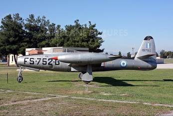 19752 - Greece - Hellenic Air Force Republic F-84G Thunderjet
