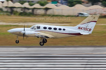 N470CB - Private Cessna 421 Golden Eagle