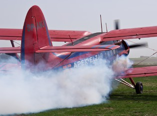 SP-ANU - Aeroklub Ziemi Mazowieckiej Antonov An-2