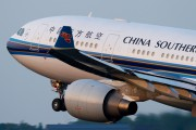 B-6542 - China Southern Airlines Airbus A330-200 aircraft