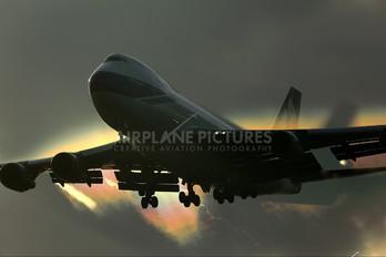 JA02KZ - Nippon Cargo Airlines Boeing 747-400F, ERF