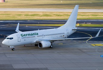 D-AGEL - Germania Boeing 737-700