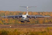 RA-76592 - Russia - Air Force Ilyushin Il-76 (all models) aircraft