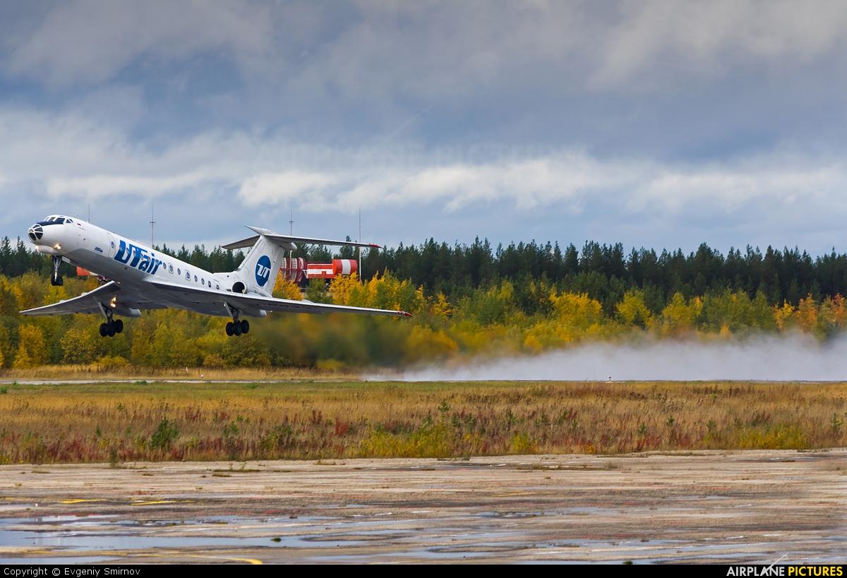 UTair RA-65977 aircraft at Ukhta