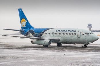 C-GOPW - Canadian North Boeing 737-200