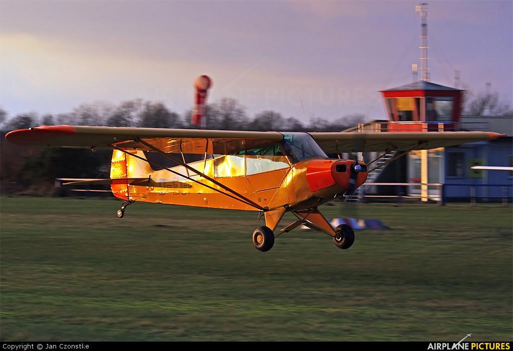 Sportfluggruppe Nordholz/Cuxhaven D-EGFG aircraft at Nordholz-Spieka