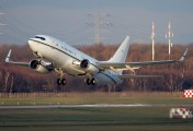 N79711 - Dallah Avco Boeing 737-700 BBJ aircraft