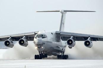 RF-94277 - Russia - Air Force Ilyushin Il-78