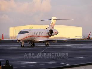 N497EC - Private Bombardier BD-100 Challenger 300 series