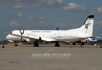 G-BTTO - Atlantic Airlines British Aerospace ATP