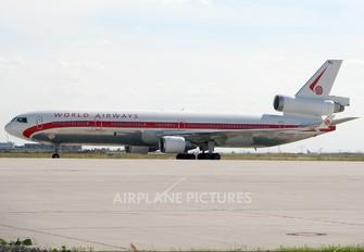 N803DE - World Airways McDonnell Douglas MD-11