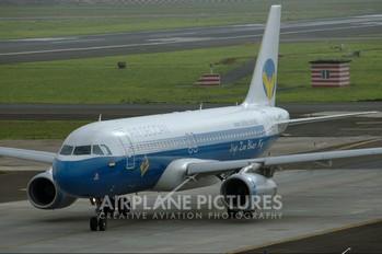 VT-ADZ - Air Deccan Airbus A320