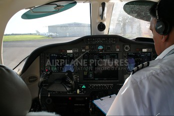 G-SSLM - Private Cessna 510 Citation Mustang