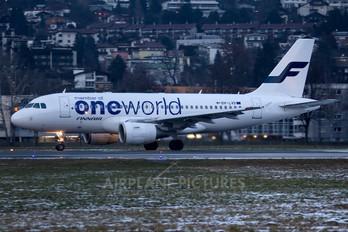 OH-LVD - Finnair Airbus A319