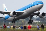 PH-AKB - KLM Airbus A330-300 aircraft