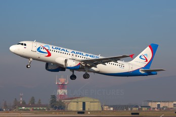 VP-BPV - Ural Airlines Airbus A320