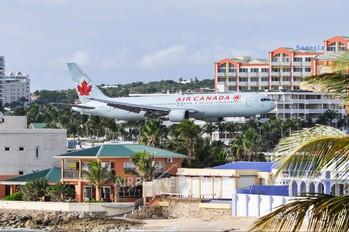 C-GSCA - Air Canada Boeing 767-300ER