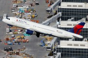 N316US - Delta Air Lines Airbus A320 aircraft