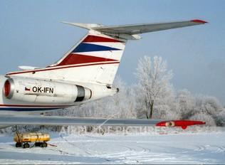 OK-IFN - CSA - Czechoslovak Airlines Tupolev Tu-134A