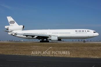 N273WA - World Airways McDonnell Douglas MD-11
