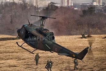41861 - Japan - Ground Self Defense Force Fuji UH-1J