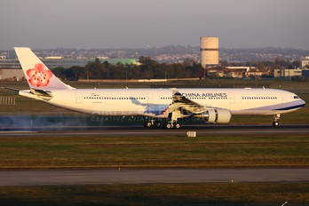 F-WWKP - China Airlines Airbus A330-300