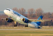 D-AICN - Condor Airbus A320 aircraft