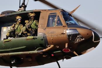 JG-1881 - Japan - Ground Self Defense Force Fuji UH-1J