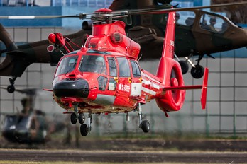 JA1196 - Japan - Fire and Disaster Management Agency Eurocopter AS365 Dauphin 2