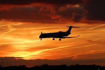 OY-KFL - SAS - Scandinavian Airlines Canadair CL-600 CRJ-900
