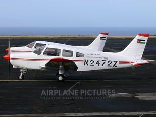 N2472Z - Private Piper PA-28 Archer