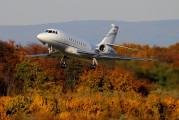 D-BERT - Private Dassault Falcon 2000 DX, EX aircraft