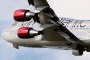 G-VTOP - Virgin Atlantic Boeing 747-400 aircraft