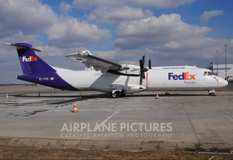 EI-FXH - FedEx Feeder ATR 72 (all models)