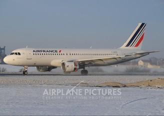 F-GKXZ - Air France Airbus A320