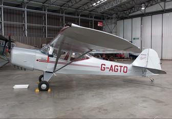 G-AGTO - Private Auster 5J1 Autocrat