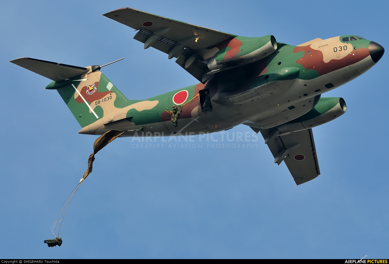 Japan - Air Self Defence Force 08-1030 aircraft at Off Airport - Japan