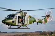 XZ651 - British Army Westland Lynx AH.7 aircraft
