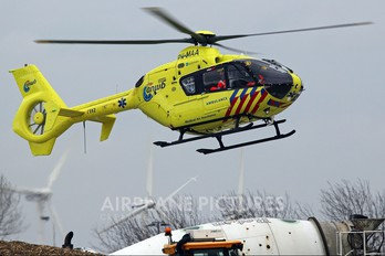 PH-MAA - ANWB Medical Air Assistance Eurocopter EC135 (all models)