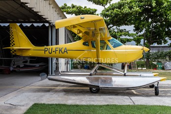 PU-FKA - Alpha Bravo Escola de Aviação FK Lightplanes FK9 Mk IV