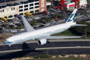 B-KPG - Cathay Pacific Boeing 777-300ER aircraft