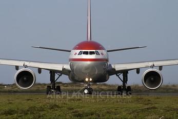 D-AERK - LTU Airbus A330-300