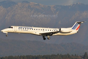 F-GUEA - Air France - Regional Embraer ERJ-145