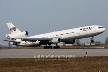 N271WA - World Airways McDonnell Douglas MD-11