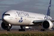 PH-BVD - KLM Boeing 777-300ER aircraft