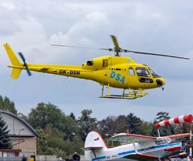 OK-DSN - DSA - Delta System Air Aerospatiale AS355 Ecureuil 2 / Twin Squirrel 2